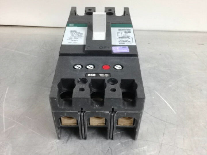 Upto 5 New At Mostelectric: Tfj236250wl Ge Distribution Equipment New