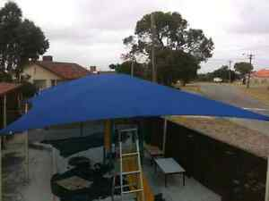 Shade sails - new custom made or repairs Perth Region Preview