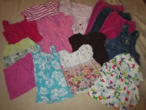 Girl's Summer Clothing Size 24months - 2 years
