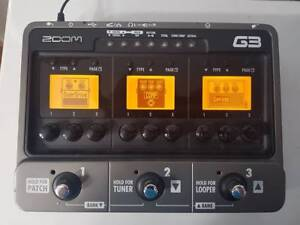 Zoom G3 Pedal