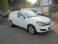 Vauxhall Astravan Sportive 1.7 Cdti 110Ps Van DIESEL MANUAL WHITE (2012)