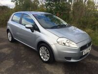 Fiat Grande Punto 1.4 Dynamic **68000 MILES**Ideal 1st Car**Low tax/Insurance**Very clean**