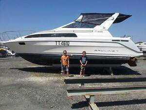 BAYLINER 2885  WITH NEW MOTOR AND TRAILER Caboolture Caboolture Area Preview