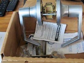 Heavy Duty Cylindrical Lock Set [New]