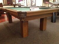 Table de billard usagée Dufferin 4 x 8 Used Pool Table