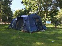 Outwell Oaksdale 5 Man Tent Carpet Brand New Footprint