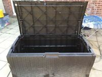 Keter Garden Storage 52 x 28 x 25 ins (Used Good Condition)