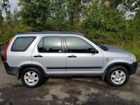 Honda Cr-V 2.0iVTEC 4x4 **MOT SEPTEMBER 18** Great Driver**Practical & Reliable **Clean & Tidy**