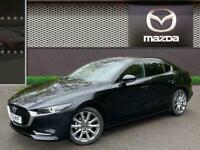 2021 Mazda Mazda3 2.0 E Skyactiv X Mhev Sport Lux Saloon 4dr Petrol Manual s/s 1
