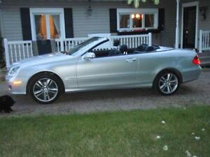 2007 Mercedes-Benz CLK-350 Convertible