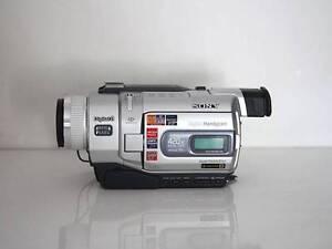 Sony Handycam DCR-TRV740E Digital8 Hi8 8mm Camcorder Video Camera Sydney City Inner Sydney Preview