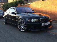 BMW M3 E46-Beautiful car