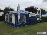 Pennine Fiesta 2.2 folding camper