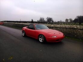 Mazda MX5 1.6 Import eunos