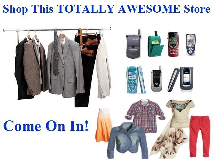 Shop This TOTALLY AWESOME Store