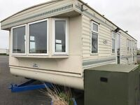 Willerby Dorchester (Double Glazed & Panel Heating & Site fees paid 2017) Clean Static Ballyhalbert