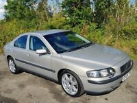 Volvo S60 D5 **DIESEL**AUTO**F.S.H**Leather**Alloys Refurbished**12 Months MOT!**50MPG!!!
