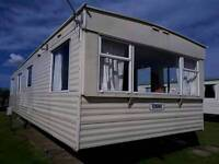 Witherensea sands 8 berth caravan hire