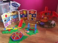 Disney's The Hive toy play sets