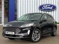 2020 Ford Kuga 1.5 Ecoblue Titanium Edition Suv 5dr Diesel Manual s/s 120 Ps 4x4