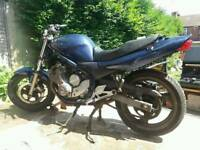 yamaha xj600s project