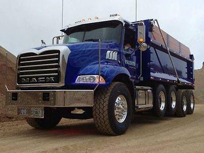 Terminator Dump Truck Electric Tarp System Kit Unbreakable Alum Arms 4 Spring