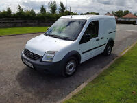 NO VAT 2010 10 FORD TRANSIT CONNECT 1.8 TDCI T200, PX WELCOME