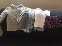 Girls clothes bundle - Jojo Maman Bebe, Next, John Lewis, Verbaudet