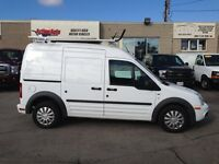 2012 Ford Transit Connect XLT loaded, fin or lease from 4.99%oac
