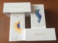 APPLE IPHONE 6S 32GB UNLOCKED BRAND NEW BOXED WITH APPLE WARRANTY & RECEIPT 100% UK STOCK