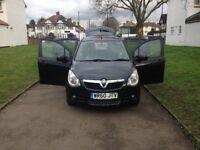 Vauxhall Agila 1.2 i 16v S 5dr, SAT NAV, REAR CAMERA, 6 MONTH FREE WARRANTY, FULL SERVICE HISTORY
