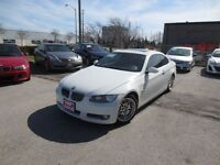 2007 BMW 335i COUPE- Premium, Sunroof 6-SPEED