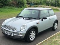 MINI Hatch 1.6 Cooper 3dr, Year MOT, F S History, Just Serviced, 2 Keys, Very Clean Car