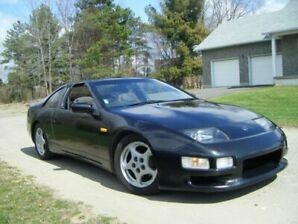 1989 Nissan 300ZX Twin Turbo J-Spec