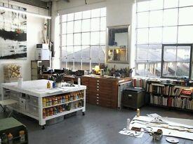 Looking for a large art studio/workshop