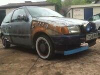 Volkswagen polo 1.4cl