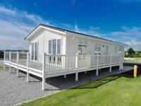 LUXURY SEAFRONT LODGE - GLASS FRONT DECK - 12 MONTH PARK - PET FRIENDLY