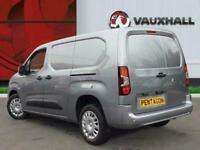 2021 Vauxhall Combo 1.5 Turbo D Sportive Crew Van 4dr Diesel Manual L2 Eu6 100 P