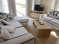 STATIC CARAVAN FOR SALE AT SANDY BAY HOLIDAY PARK! 12 MONTH SEASON! LOW SITE FEES! BEACH ACCESS!