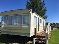 'REDUCED ONLY £11995 CHEAP STATIC CARAVAN' 'NORTH SHORE HOLIDAY PARK SKEGNESS' 'SITE FEES INCLUDED'
