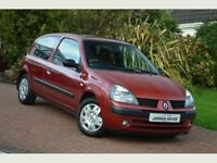 Great Value FIRST CAR 2003 53 Clio Extreme 11 65988 Miles MOT Till December 2018 Great Fuel Economy
