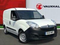 2018 Vauxhall Combo 1.3 Cdti 2000 Ecoflex Panel Van 3dr Diesel Manual Swb s/s 12