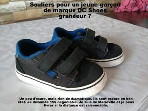 Souliers DC Shoes