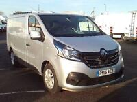 Renault Trafic Trafic SL27dci 115PS DIESEL MANUAL SILVER (2015)