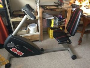 Stationary Bike - no power needed