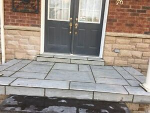 Flagstone Paving Stone Patio Stone  Warehouse sale.