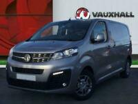 2021 Vauxhall Vivaro 1.5 Turbo D 2700 Sportive Panel Van 5dr Diesel Manual L1 H1