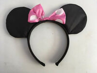 Minnie Mouse Costume ages 7-8 years