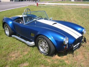 NEED TO RENT FOR FILM SHOOT 1965 Shelby Cobra Convertible
