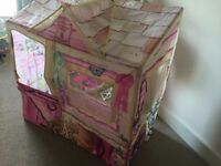 Girls Toy Wendy House/Stable